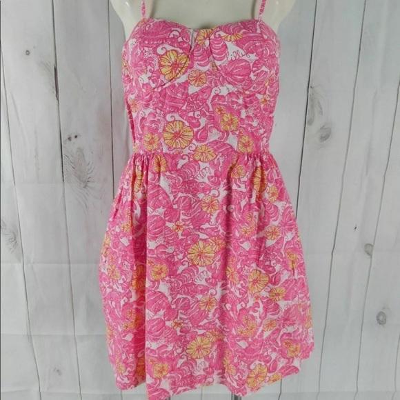 44152f73e9dc40 Lilly Pulitzer Dresses | Georgie Chum Bucket Dress | Poshmark